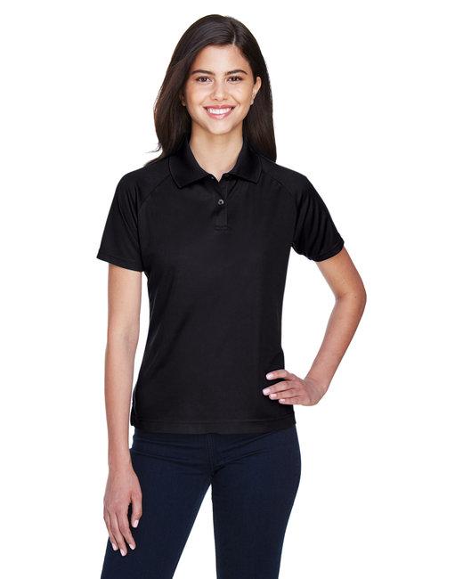 Extreme Ladies' Eperformance™ Piqué Polo - Black