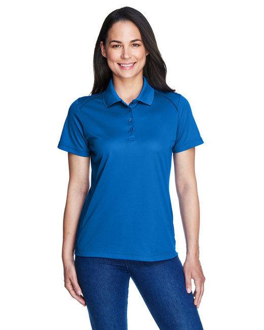 Extreme Ladies' Eperformance™ Shield Snag Protection Short-Sleeve Polo - True Royal