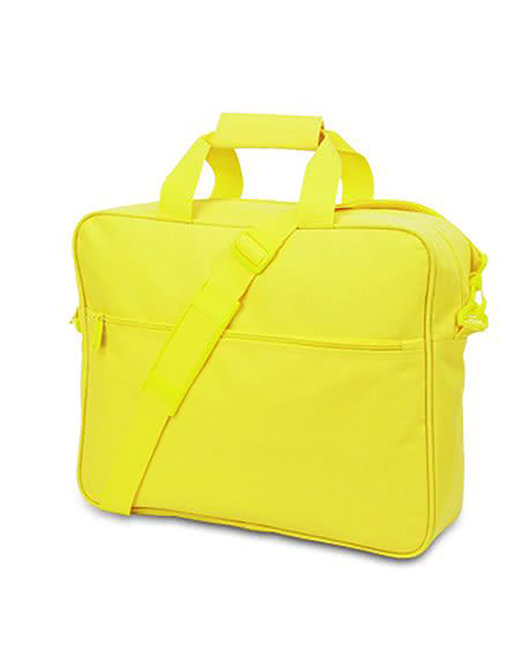 Liberty Bags Convention Messenger Bag - Bright Yellow