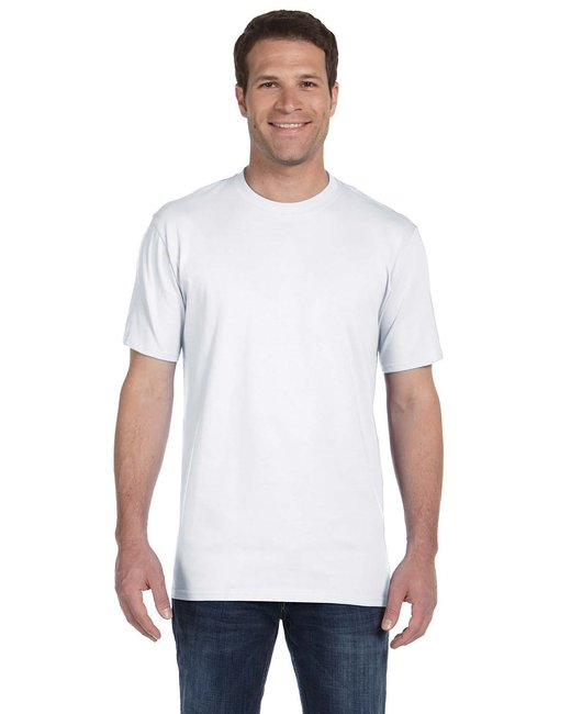 Anvil Adult Midweight T-Shirt - White