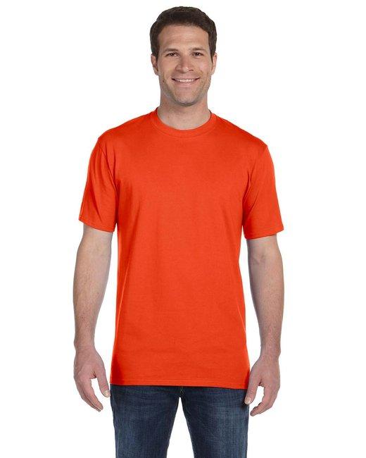 Anvil Adult Midweight T-Shirt - Orange