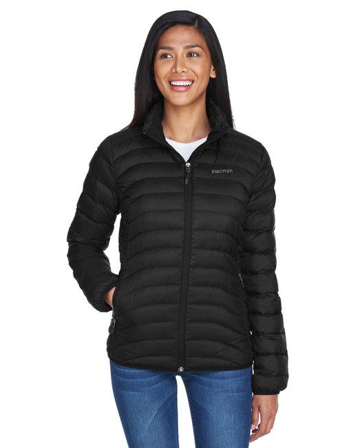Marmot Ladies' Aruna Insulated Puffer Jacket - Black