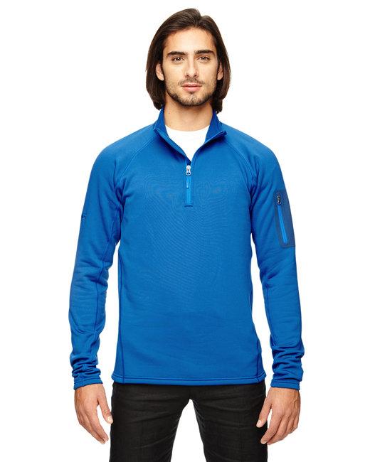 Marmot Men's Stretch Fleece Half-Zip - Blue Sapphire