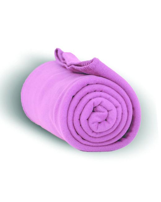 Alpine Fleece Alpine Fleece Throw Blanket - Pink