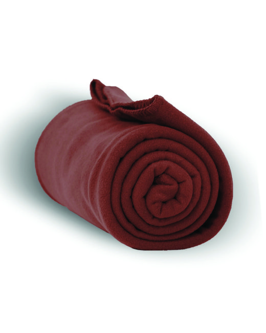 Alpine Fleece Alpine Fleece Throw Blanket - Brown