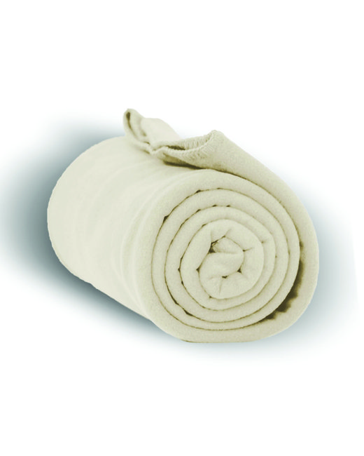 Alpine Fleece Alpine Fleece Throw Blanket - Cream