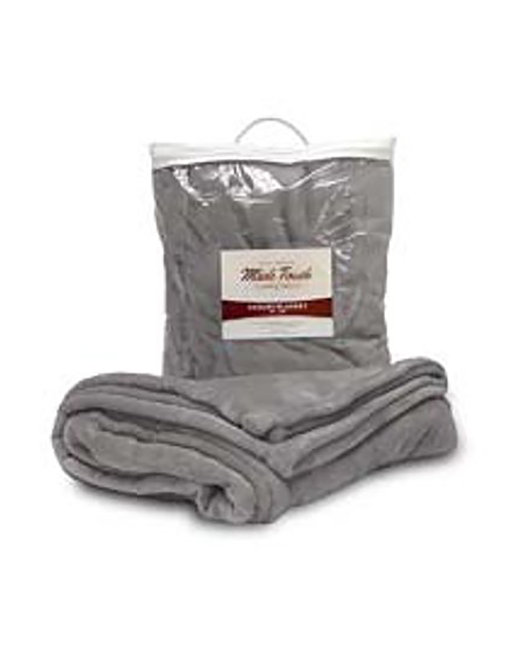 Liberty Bags Mink Touch Luxury Blanket - Burgundy
