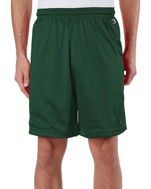 Champion Adult 3.7 oz. Mesh Short - Athltic Dk Green