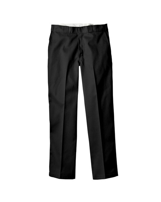 Dickies Men's 8.5 oz. Twill Work Pant - Black  28