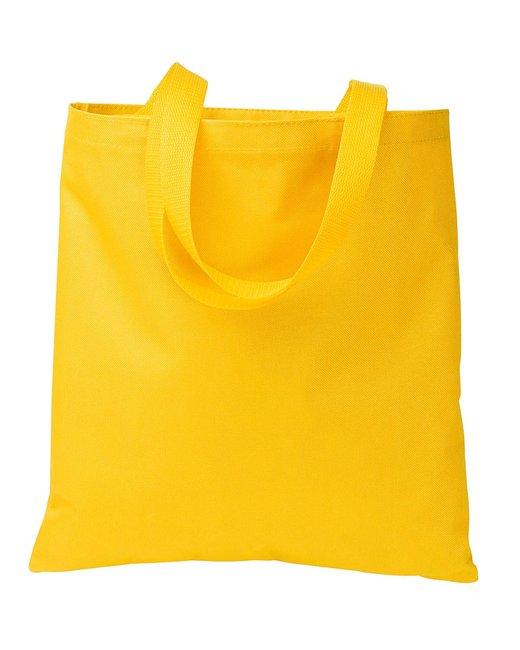 Liberty Bags Madison BasicTote - Bright Yellow