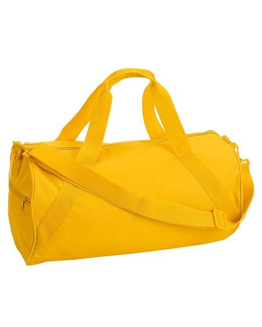 Liberty Bags Barrel Duffel - Bright Yellow