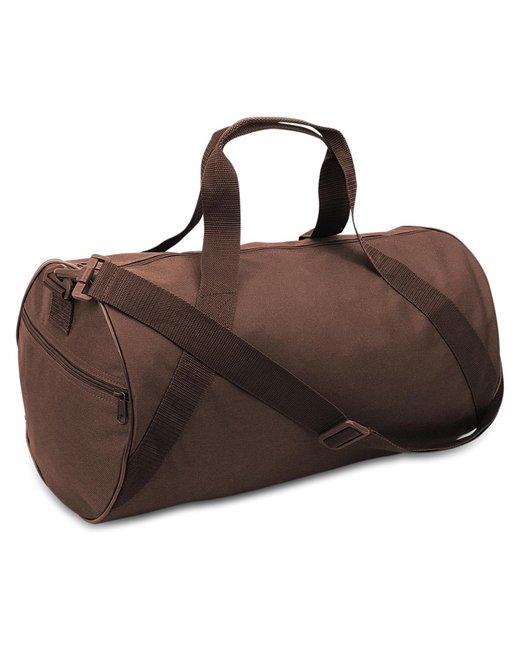 Liberty Bags Barrel Duffel - Brown