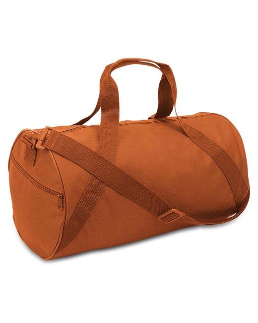 Liberty Bags Barrel Duffel - Burnt Orange
