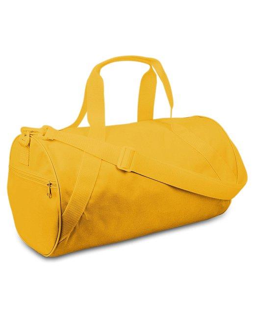 Liberty Bags Barrel Duffel - Golden Yellow