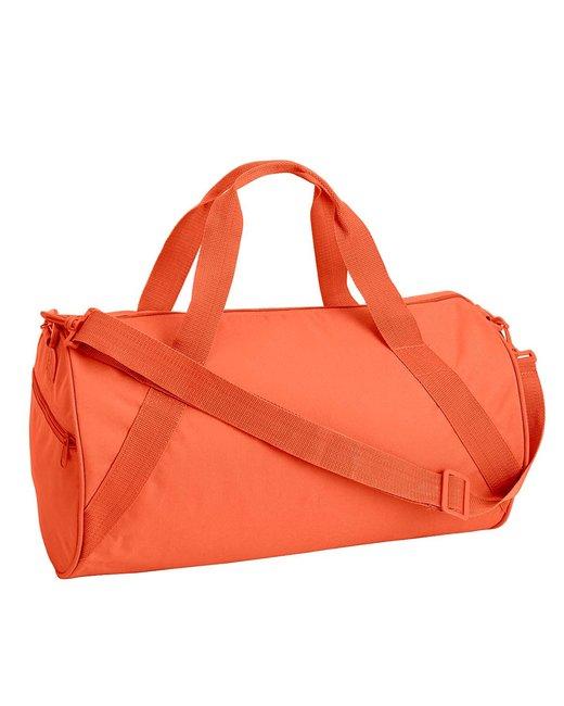 Liberty Bags Barrel Duffel - Orange