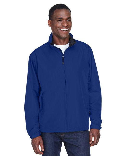 North End Men's Techno Lite Jacket - Royal Cobalt