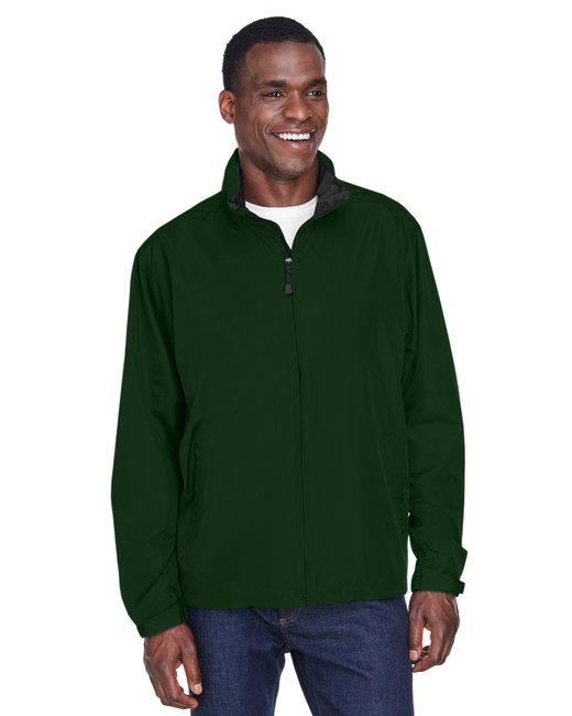 North End Men's Techno Lite Jacket - Alpine Green