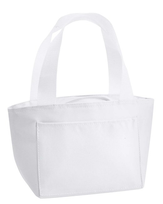 Liberty Bags Simple and Cool Cooler - White