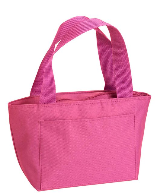 Liberty Bags Simple and Cool Cooler - Hot Pink