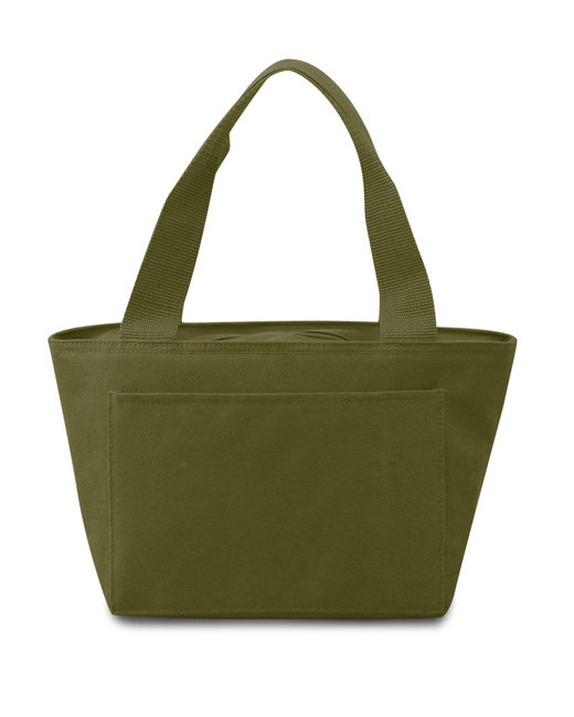 Liberty Bags Simple and Cool Cooler - Khaki Green