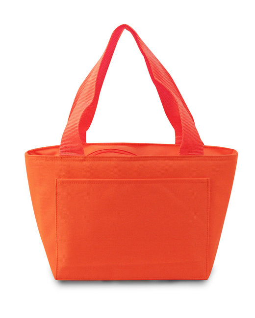 Liberty Bags Simple and Cool Cooler - Neon Orange