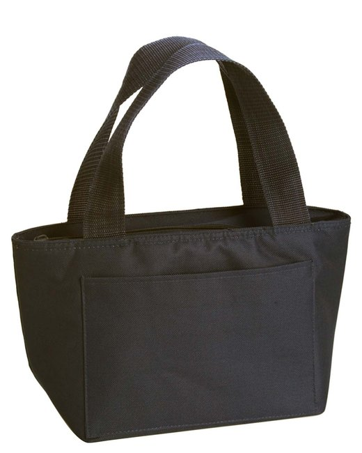 Liberty Bags Simple and Cool Cooler - Black