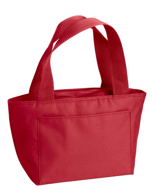 Liberty Bags Simple and Cool Cooler - Red