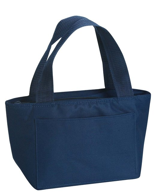 Liberty Bags Simple and Cool Cooler - Navy