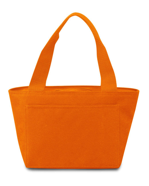 Liberty Bags Simple and Cool Cooler - Orange