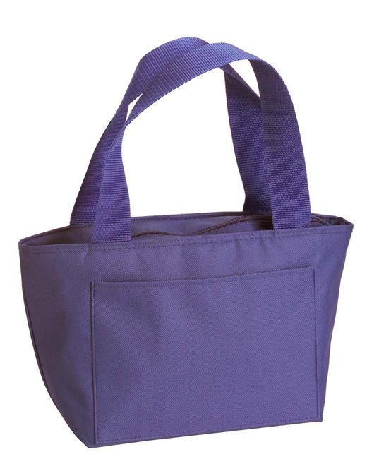 Liberty Bags Simple and Cool Cooler - Purple