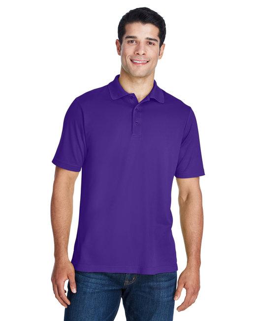 Core 365 Men's Origin Performance Piqué Polo - Campus Purple