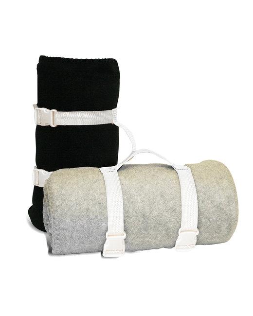 Liberty Bags Blanket Strap - White