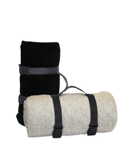 Liberty Bags Blanket Strap - Black