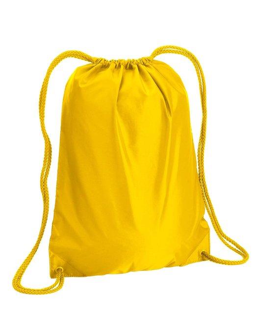 Liberty Bags Boston Drawstring Backpack - Bright Yellow