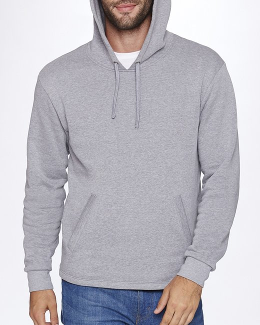 Next Level Adult PCH Pullover Hoody - Heather Gray
