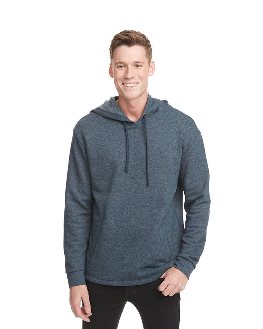 Next Level Adult PCH Pullover Hoody - Hthr Midnite Nvy