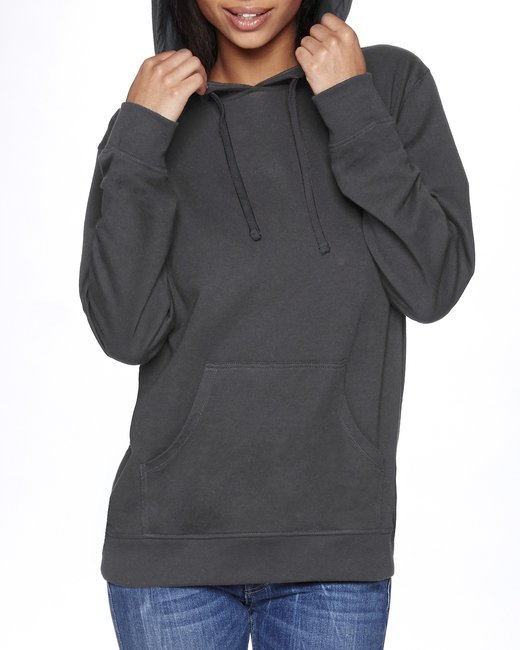 Next Level Unisex French Terry Pullover Hoody - Hvy Mtl/ Hvy Mtl