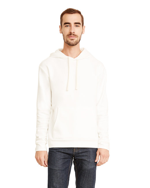 Next Level Unisex Pullover Hood - White