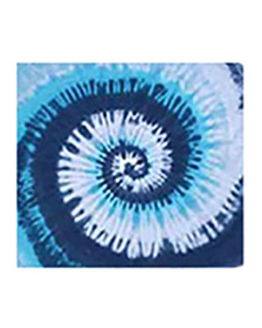 Tie-Dye Bandana - Blue Ocean