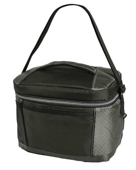 Gemline Aspen Lunch Cooler - Black