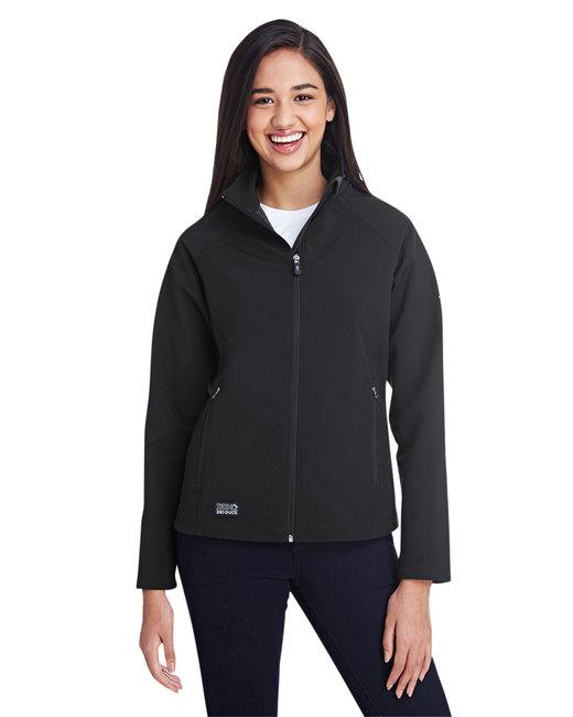 Dri Duck Ladies' Contour Jacket - Black