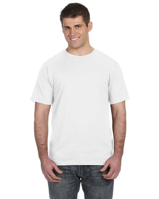 Anvil Lightweight T-Shirt - White
