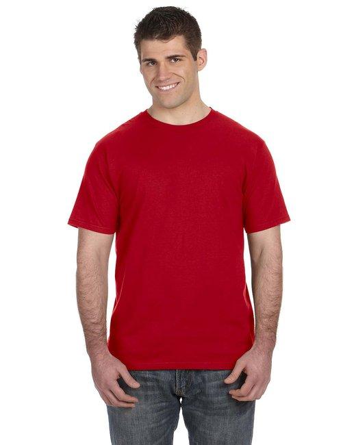 Anvil Lightweight T-Shirt - Red