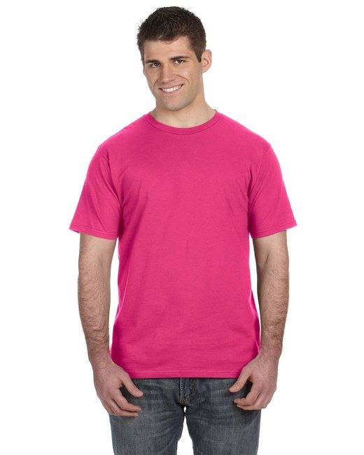 Anvil Lightweight T-Shirt - Hot Pink