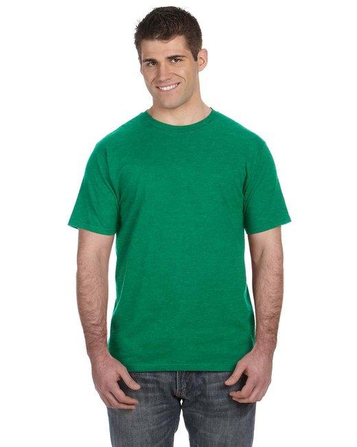 Anvil Lightweight T-Shirt - Heather Green
