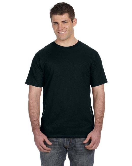 Anvil Lightweight T-Shirt - Black