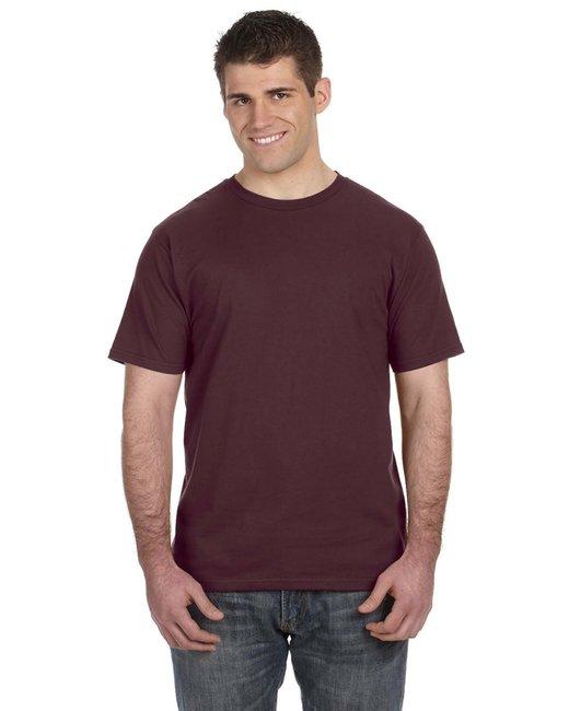 Anvil Lightweight T-Shirt - Maroon