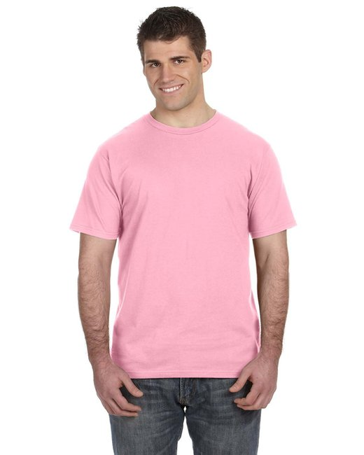 Anvil Lightweight T-Shirt - Charity Pink