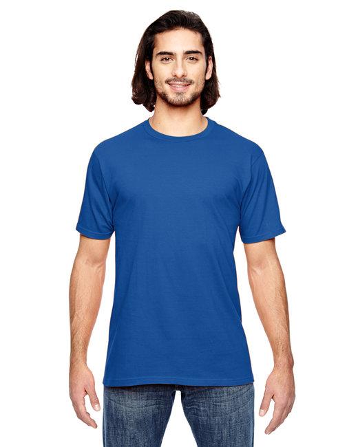 Anvil Lightweight T-Shirt - Neon Blue