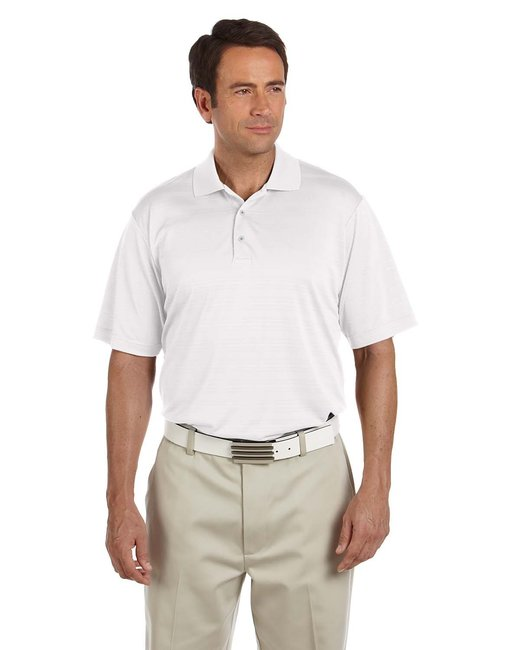 Men's climalite® Textured Short-Sleeve Polo